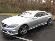 Mercedesbenz 2008 Mercedes-Benz CL-Class 2 Door