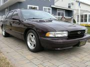 Chevrolet Impala 18445 miles
